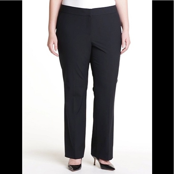 5cb62070e8d Sejour (Nordstrom) Curvy Dress Pants