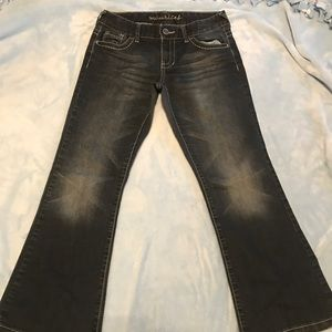 Maurice's jeans x-short