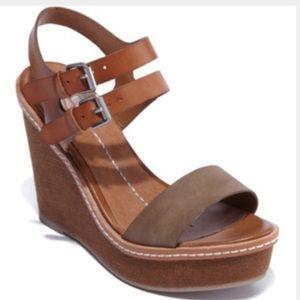 Dolce vita Janna wedge sandals
