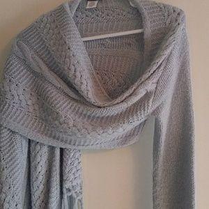 Bcbgmaxazria sweater wrap