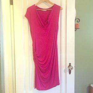 Trina Turk Pink Dress size L