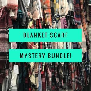 Blanket Scarf Mystery Bundle 2 for $35