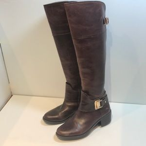Vince Camuto Basira leather Riding Boot