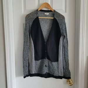 Urban Outfitters Silence + Noise Button Cardigan