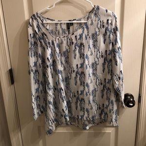 Galette blouse