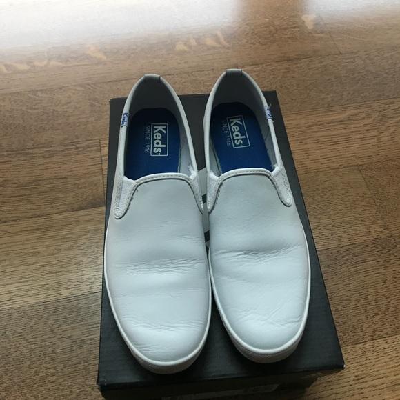 a8611fcc897e4 Keds Shoes - Keds Champion Slip on leather shoes