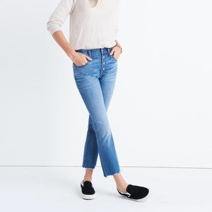 Madewell Cali Bootcut jeans - size 26