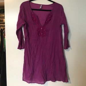 Old Navy beach cover up M