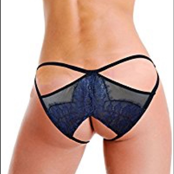 c0325ff5738a Victoria's Secret Intimates & Sleepwear | Strap Panties Open ...