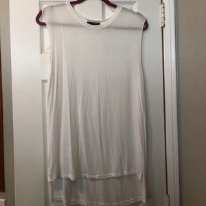 brandy melville muscle tunic