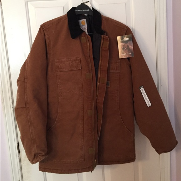 d097650c25e Carhartt Jackets & Coats | Kids Winter Jacket Medium Last One | Poshmark