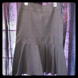 Cute Peplum style skirt
