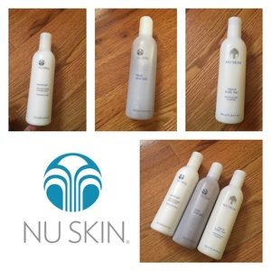 Other - New! NUSKIN 3 bottles skin care