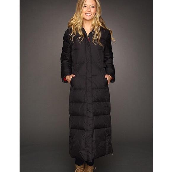 ba9f2c12d744 Tommy Hilfiger maxi down coat. M 5a074d8c2599fefc4d0d4495