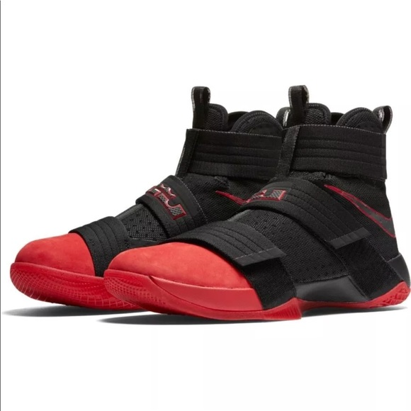 new products a00b1 faa94 ☄️🔥🏀 Mens Nike Zoom Lebron Soldier Size 10 Used