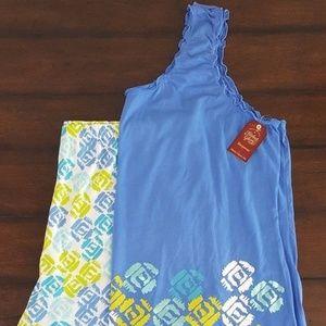 Faded Glory Plus Size Sleepwear 2X NWT