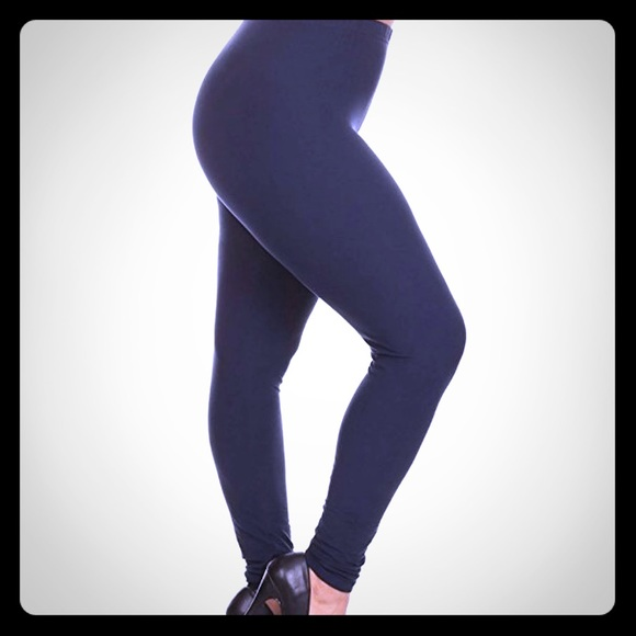 78bbd0c83c7f2 NWT Navy OR Black Leggings (purchase separately) NWT