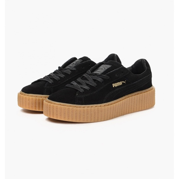 a9eb1d0ed42 ORIGINAL Puma Rihanna Fenty Creeper Black Gum 7.5.  M 5a075282bcd4a767150d7b23. Other Shoes ...