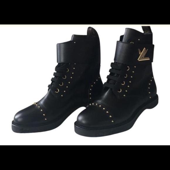9c8a941ba3a0 Louis Vuitton Rockabilly Ranger Boots