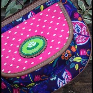 🎉HP! NWT! Lilly Bloom Mini Crossbody
