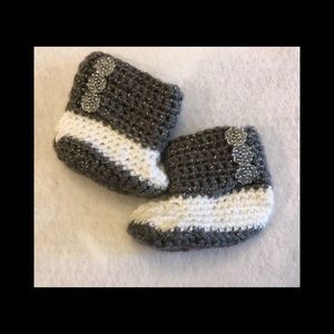 Other - Baby Girl Winter Booties