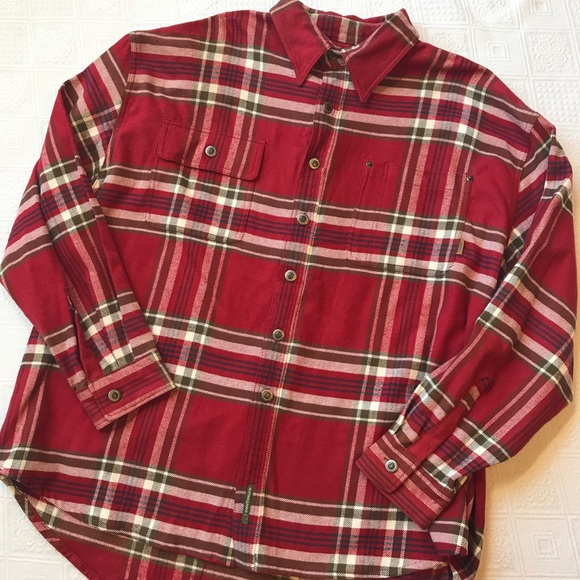 582f9e284909 M.Fine   Sons Men s XL thick vintage flannel new