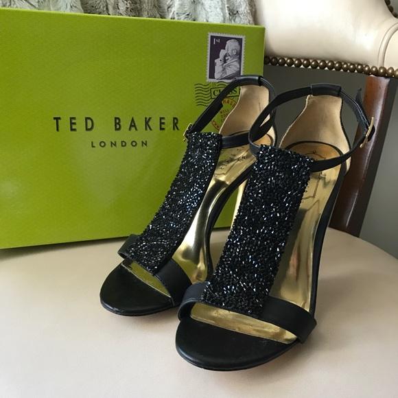 6f6329e96901ef Ted Baker London Shoes - Ted Baker Pwimrose black heels