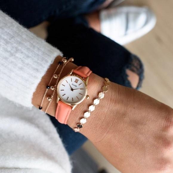a2b84c516 Cluse Accessories | La Vedette Rose Gold Whiteflamingo Watch | Poshmark