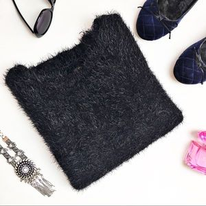 Jessica Simpson Fuzzy Sweater