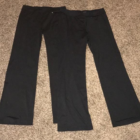 79fcff06de7f7 Danskin Now Pants - 🔹2🔹Danskin Yoga Pants. Great Shape!