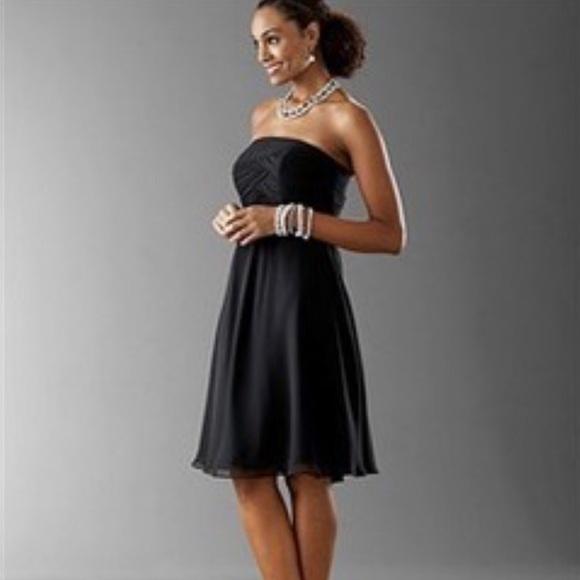 White House Black Market Dresses 520 Strapless Dress Poshmark
