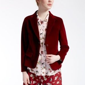 Velvet Max Mara Weekend Blazer