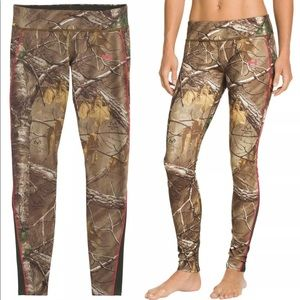 UNDER ARMOUR INFRARED HUNTING LEGGINGS Realtree