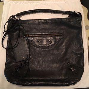 Balenciaga Classic Day Hobo Bag
