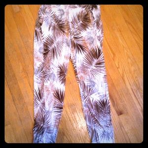 💜 NWOT H&M pull-on joggers