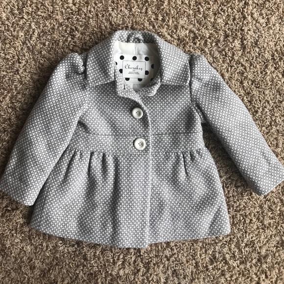 648c12ed Cherokee Jackets & Coats | Toddler Girls Winter Coat | Poshmark