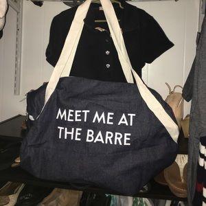 Handbags - Gym Duffel bag