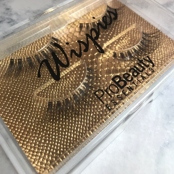 f5bb7aaf0b1 Pro Beauty Essentials Makeup | 2 Pairs Of Wispies False Eyelashes ...
