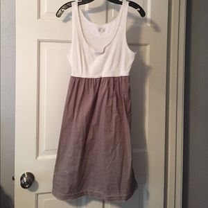 """Converse"" Sleeveless dress"