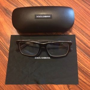 Dolce and Gabbana eyeglasses