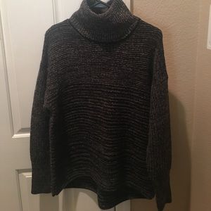 Vera wang for Kohl's funnel neck sweater