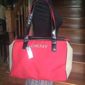 DKNY CITY BAG