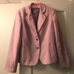 Vintage lilac blazer