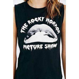 Rocky Horror Muscle Tank