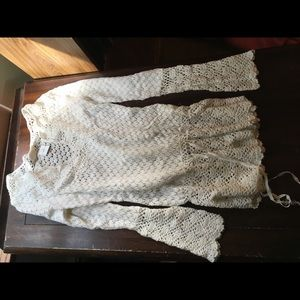Knit top by Emma James