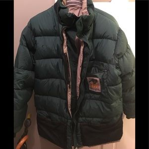 Eddie Bauer winter coat