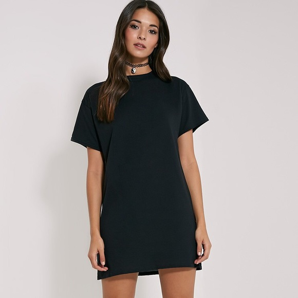 zara oversized t shirt dress