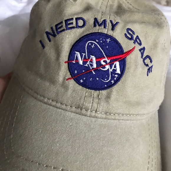 f6d0cc9c9af2f Accessories - I NEED MY SPACE NASA baseball cap