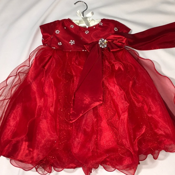 Tip Top Kids Dresses Toddler Girl Holiday Dress Poshmark