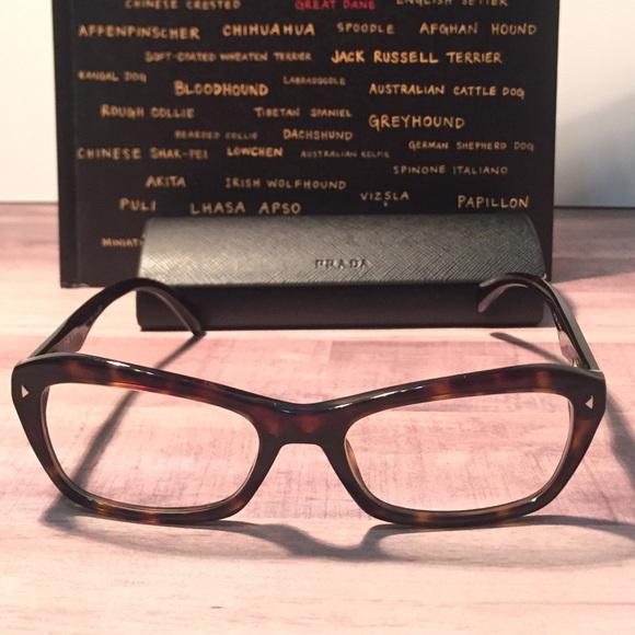 3e5ac7dc83 🔥PRADA Eyewear glasses Havana 2AU1O1 Cat Eye🔥. M 5a077abb99086ac9dc0e10d2